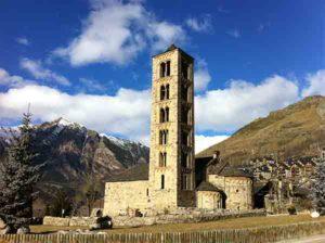 Camping amb entrada al Romàmic de la Vall de Boí