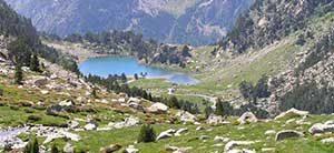 Camping con entrada en el Parque Nacional de Aigüestortes
