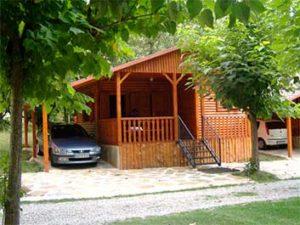 Bungalow Cabaña del Camping