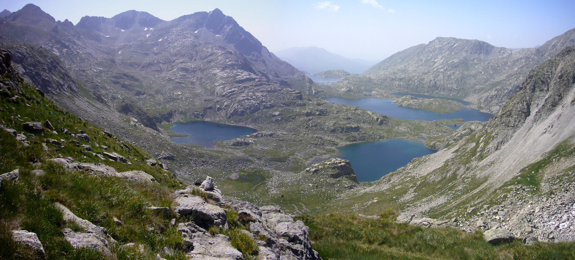 Vall Fosca - Capçalera del Flamiçell